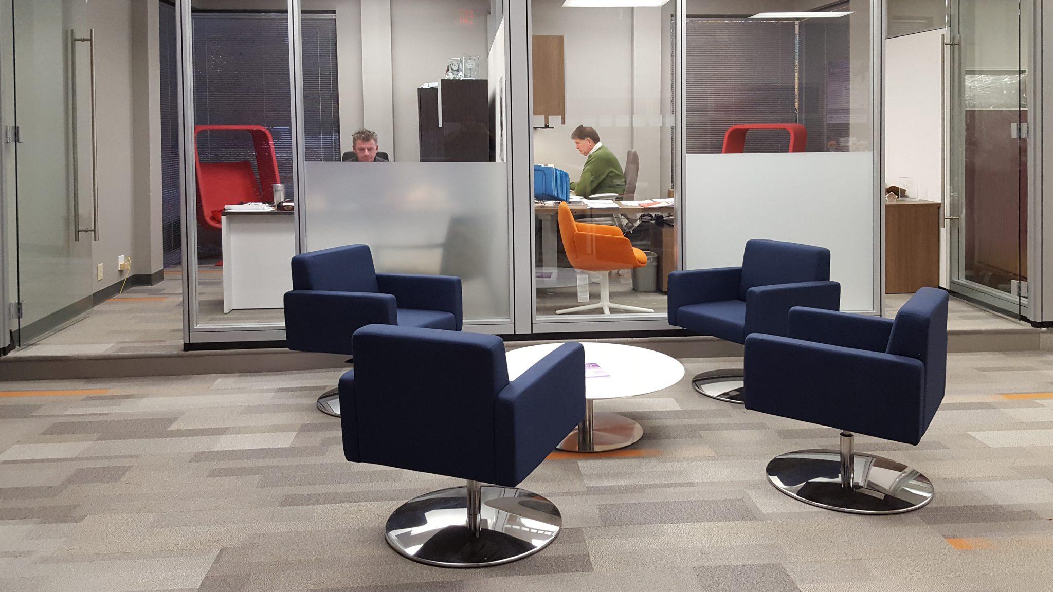Innerspaice Huntsville office Interior