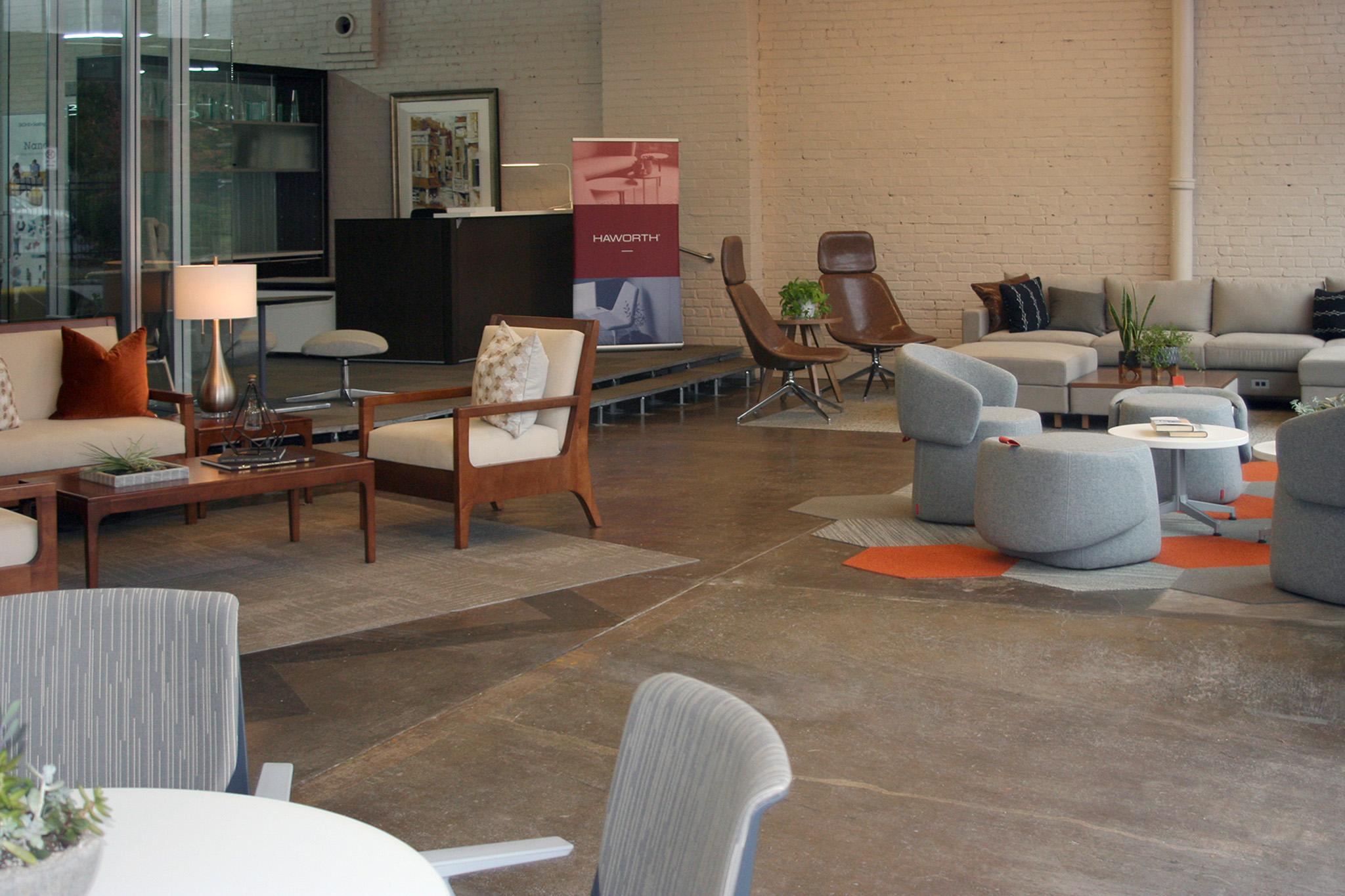Innerspaice Birmingham Office interior